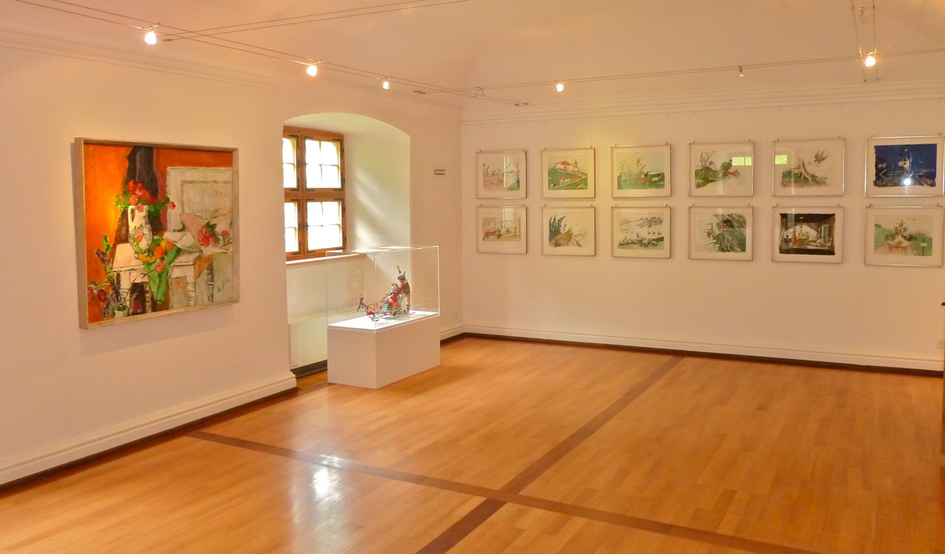 Museum Sursilvan Cuort Ligia Grischa
